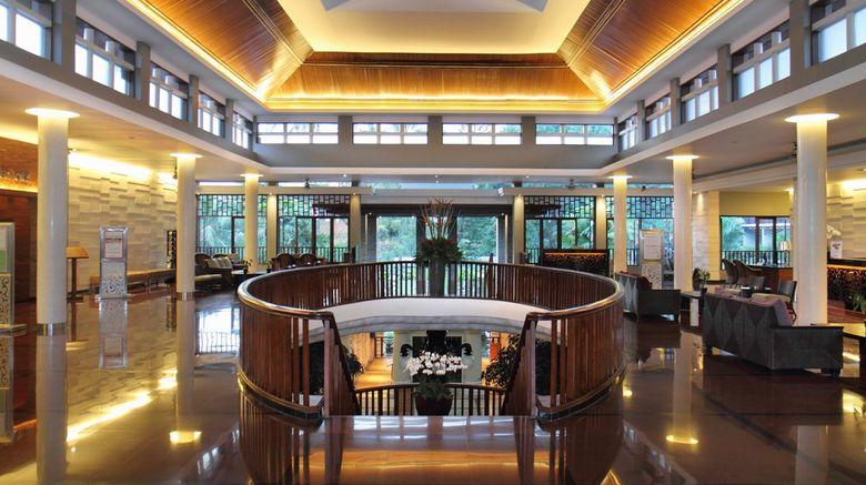 Bali Dynasty Resort Lobby