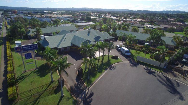 Ballina Byron Islander Resort Exterior