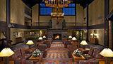 Tenaya Lodge at Yosemite Lobby