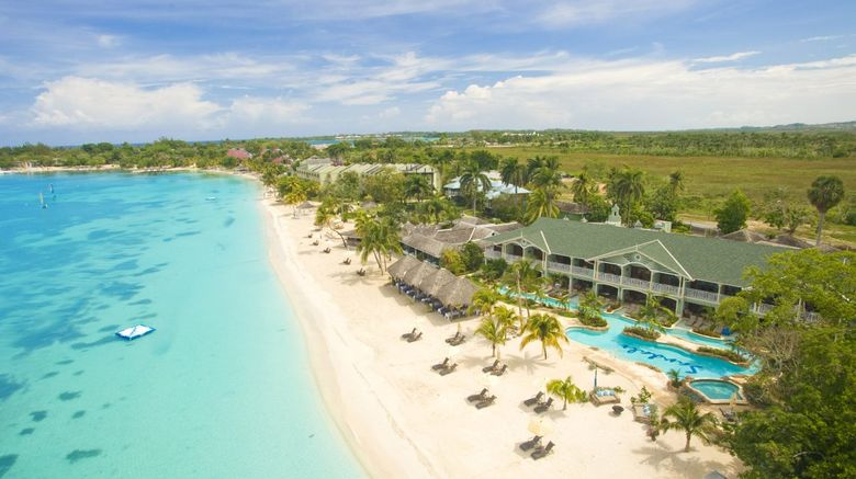 Sandals Negril Beach Resort  and  Spa Exterior