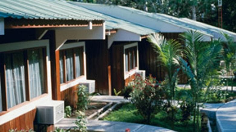 Ceiba Tops Resort Exterior