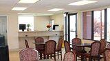 Somatel Nashville Airport Hotel Lobby