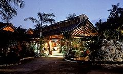 Sunset at the Palms Resort & Spa