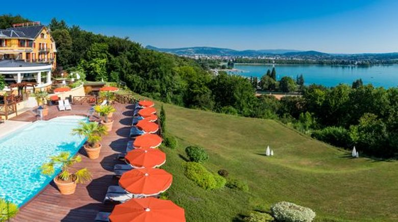Les Tresoms Lake and Spa Resort Annecy Exterior