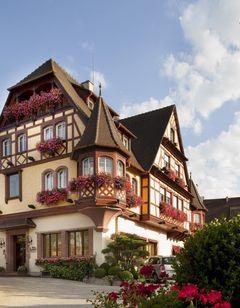 Le Parc Hotel, Restaurants & Spa