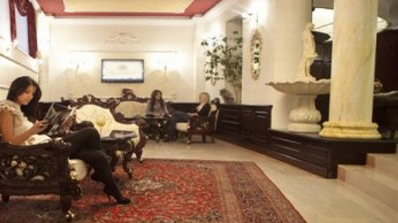 <b>Design Hotel Queen Astoria Lobby</b>
