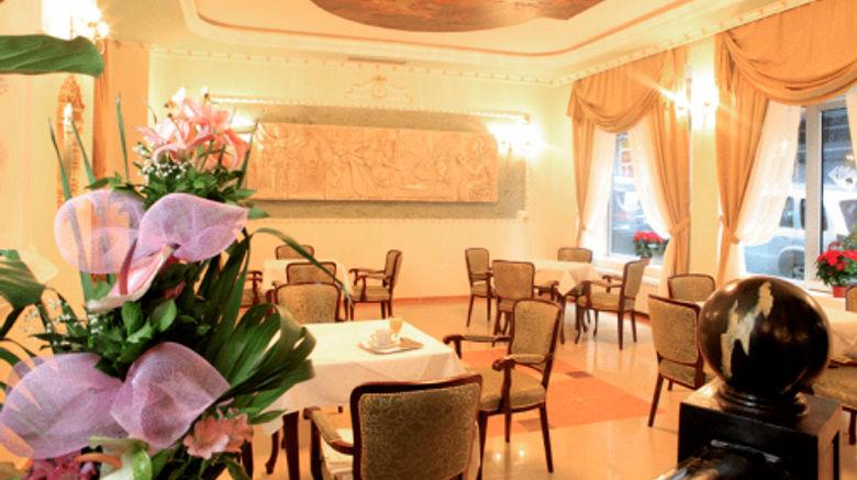<b>Design Hotel Queen Astoria Restaurant</b>