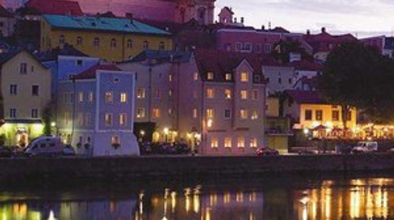 Hotel Residenz Passau Exterior