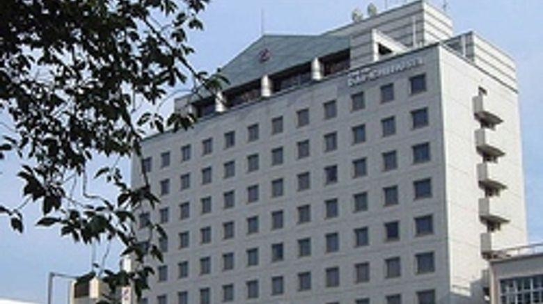 Tokyo Dai-ichi Hotel Matsuyama Exterior