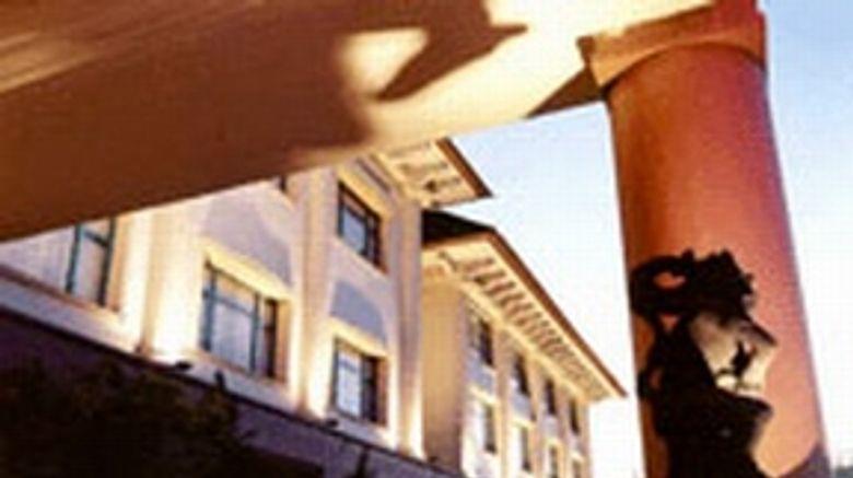 Hotel New Saphir Yogyakarta Exterior