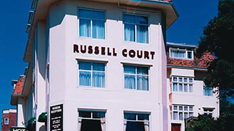Russell Court Hotel Bournemouth Exterior