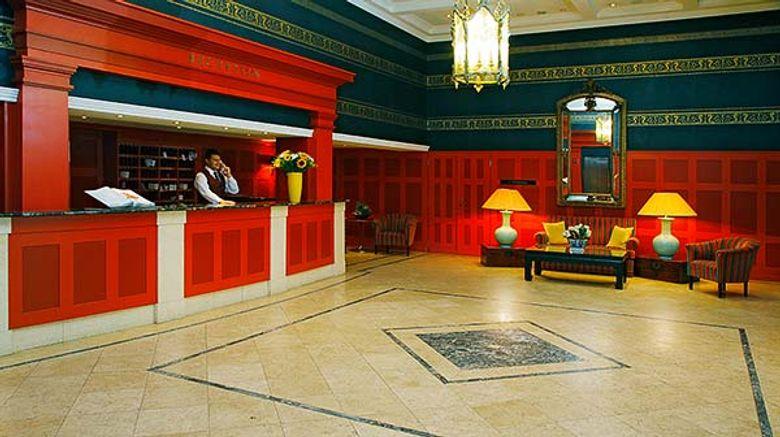 Dvorak Spa  and  Wellness Lobby
