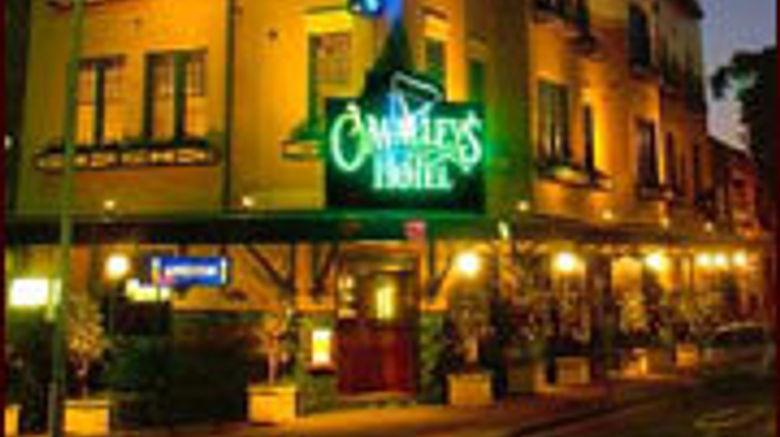 OMalleys Hotel Exterior
