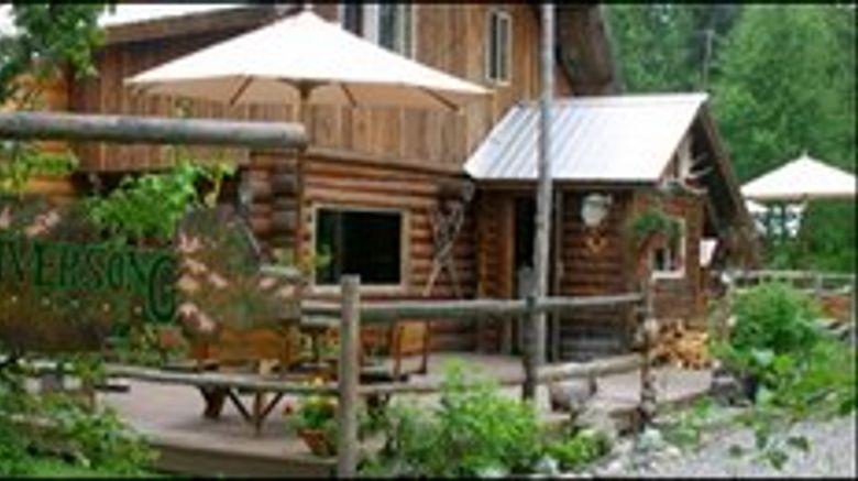 Riversong Lodge Exterior