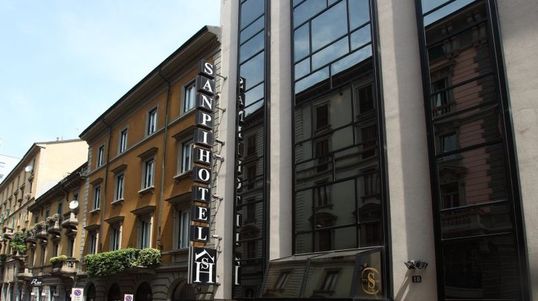 Hotel Sanpi Milano Exterior