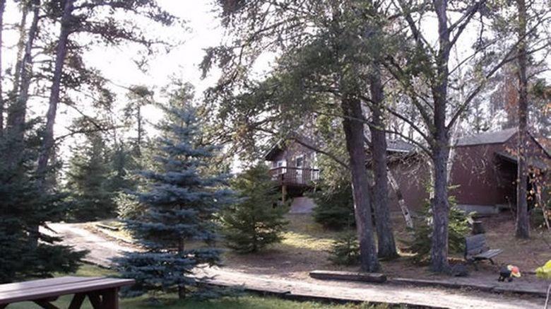 West Hawk Lake Resort Exterior