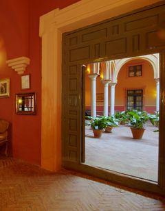 Casa Palcaio de Carmona