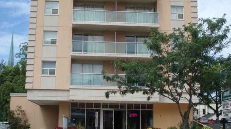 London Executive Suites Hotel Exterior