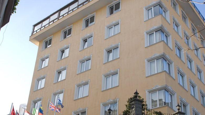 Sed Hotel Exterior