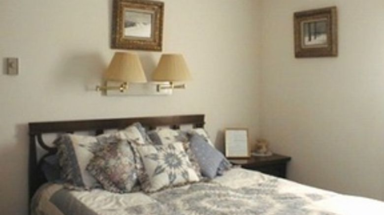States Inn Room