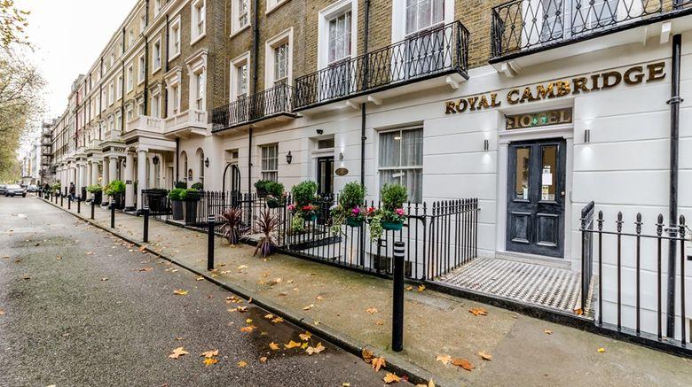 Royal Cambridge Hotel Exterior