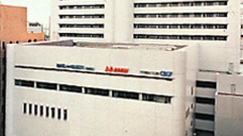 Hotel New Hankyu Annex Exterior