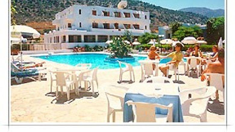 Kyknos Beach Hotel Exterior