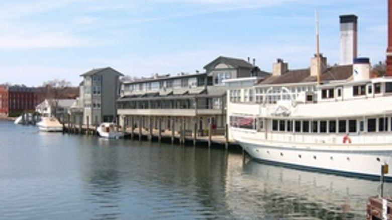 Steamboat Inn Exterior