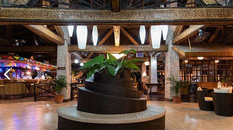 Matabungkay Beach Hotel Lobby