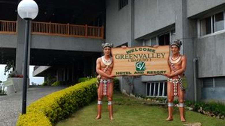 Green Valley Hotel  and  Resort Exterior