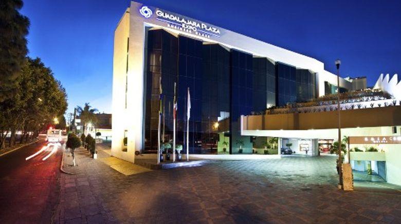 Guadalajara Plaza Expo Business Class Exterior