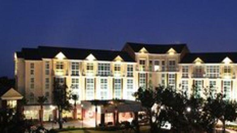 Island View Casino Resort Exterior