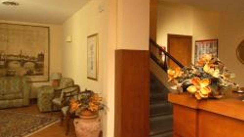 Sempione Hotel Lobby