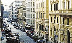 Hotel Continentale Romae