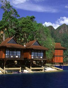 Mutiara Pedu Lake Golf & Lake Resort