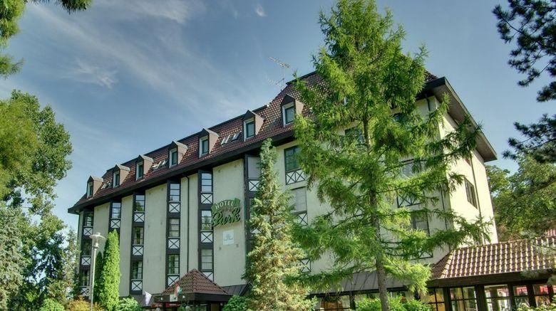 Park Hotel Gyula Exterior