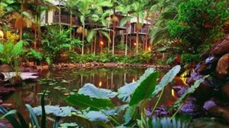 Daintree Eco Lodge  and  Spa Exterior