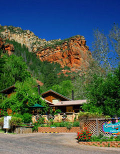The Canyon Wren Cabins for Two