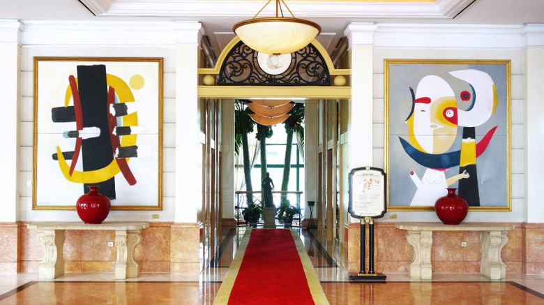 Hanoi Daewoo Hotel Lobby