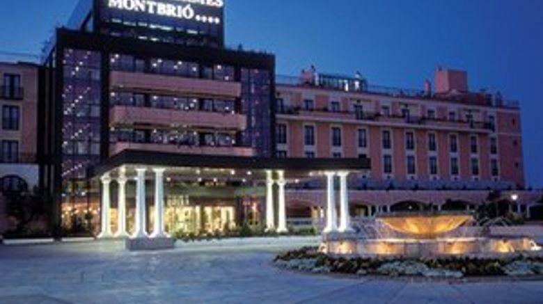 Hotel Termes Montbrio Exterior