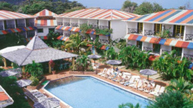 blu St Lucia Exterior