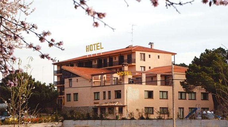 Hotel Mora Exterior