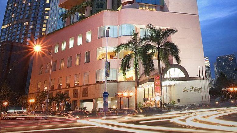 Dorsett Kuala Lumpur Exterior