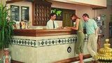 Saba Hotel Lobby