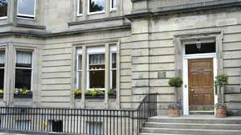 The Edinburgh Residence Hotel Exterior