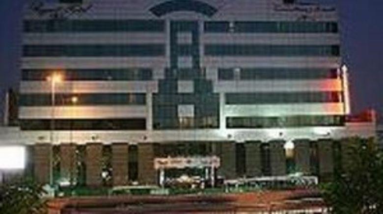 Regent Palace Hotel Exterior