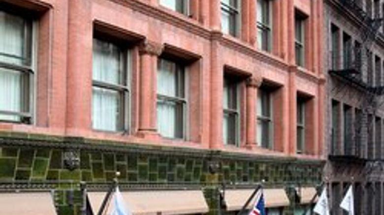 Silversmith Hotel Chicago Downtown Exterior