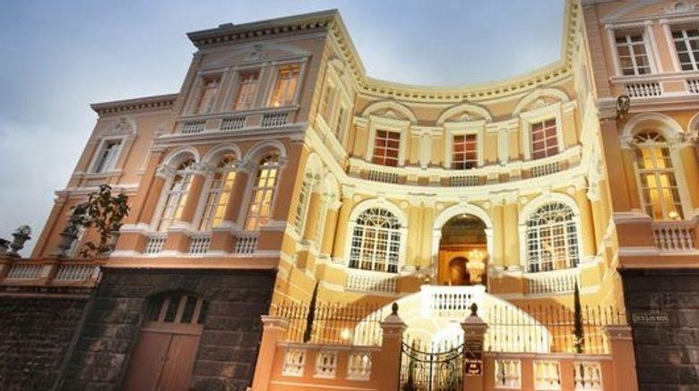 Mansion del Angel Exterior