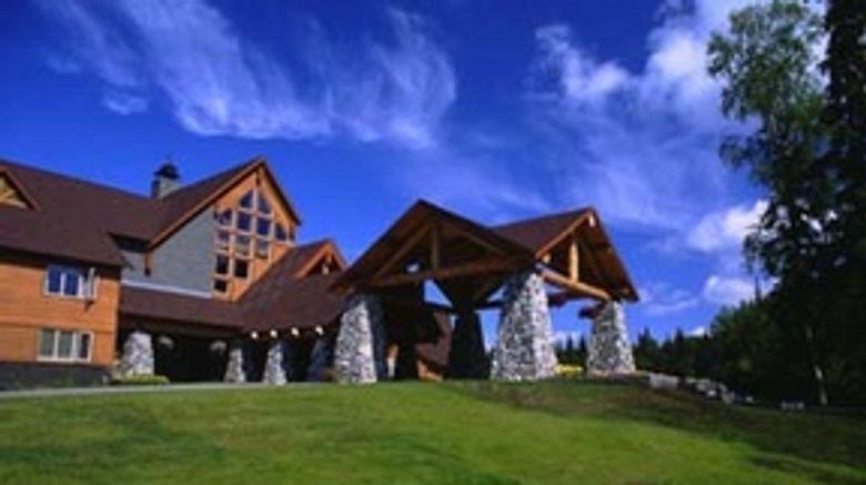 Talkeetna Alaskan Lodge Exterior