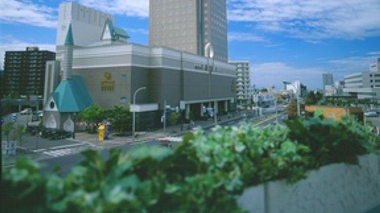 Hotel Emisia Sapporo Exterior